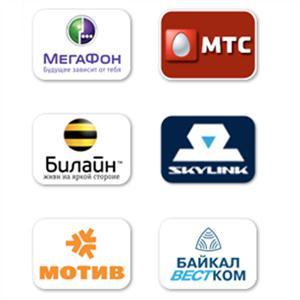 Операторы сотовой связи Верхней Тоймы