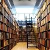 Библиотеки в Верхней Тойме