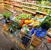 Магазины продуктов в Верхней Тойме